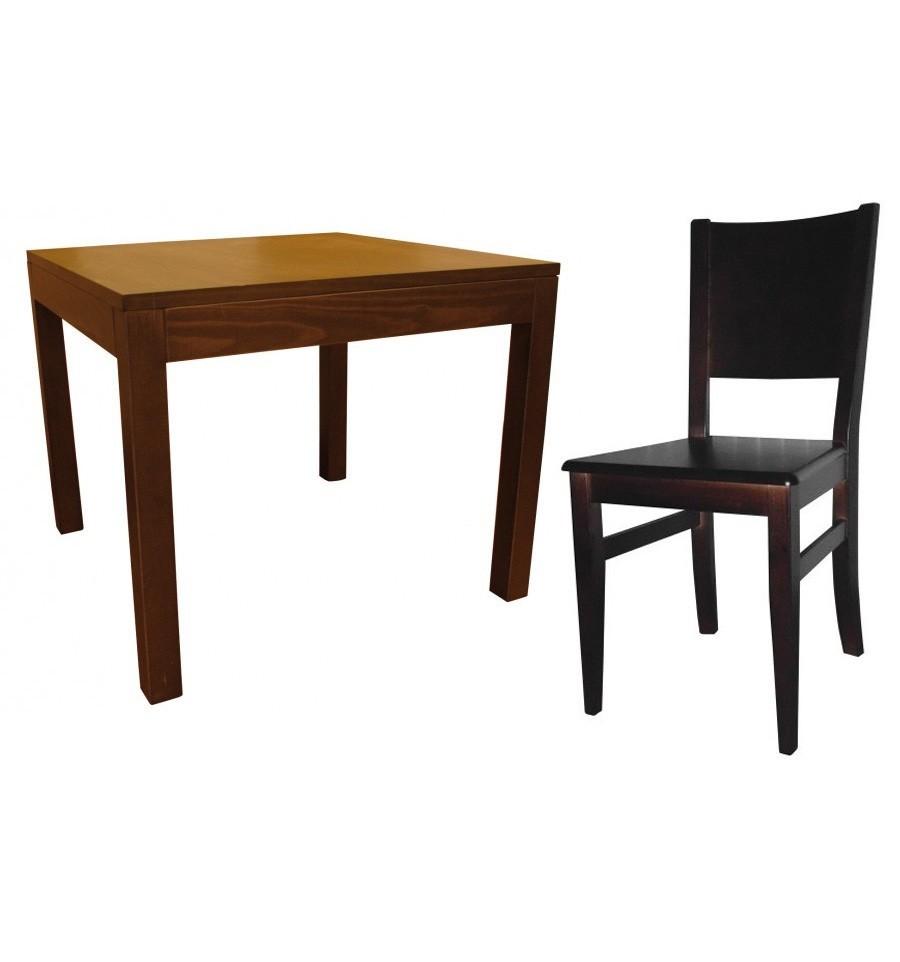 Pack 3d mesa hosteler a 4 silla napoles sillas y mesas for Ofertas mesas y sillas de jardin
