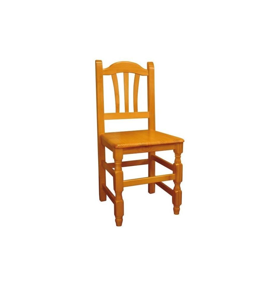 Silla palmera sillas y mesas de madera mobiliario for Mobiliario hosteleria
