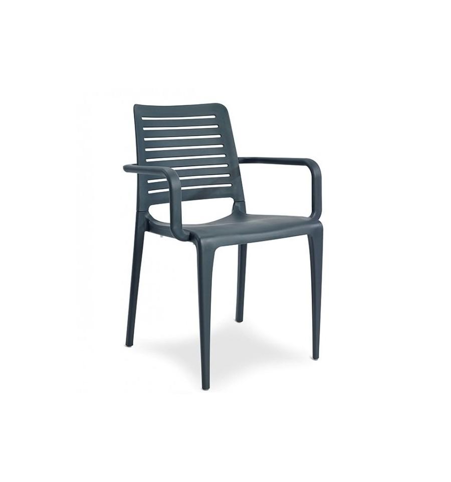 Sill n mondragon sillas y mesas de madera mobiliario for Sillon terraza