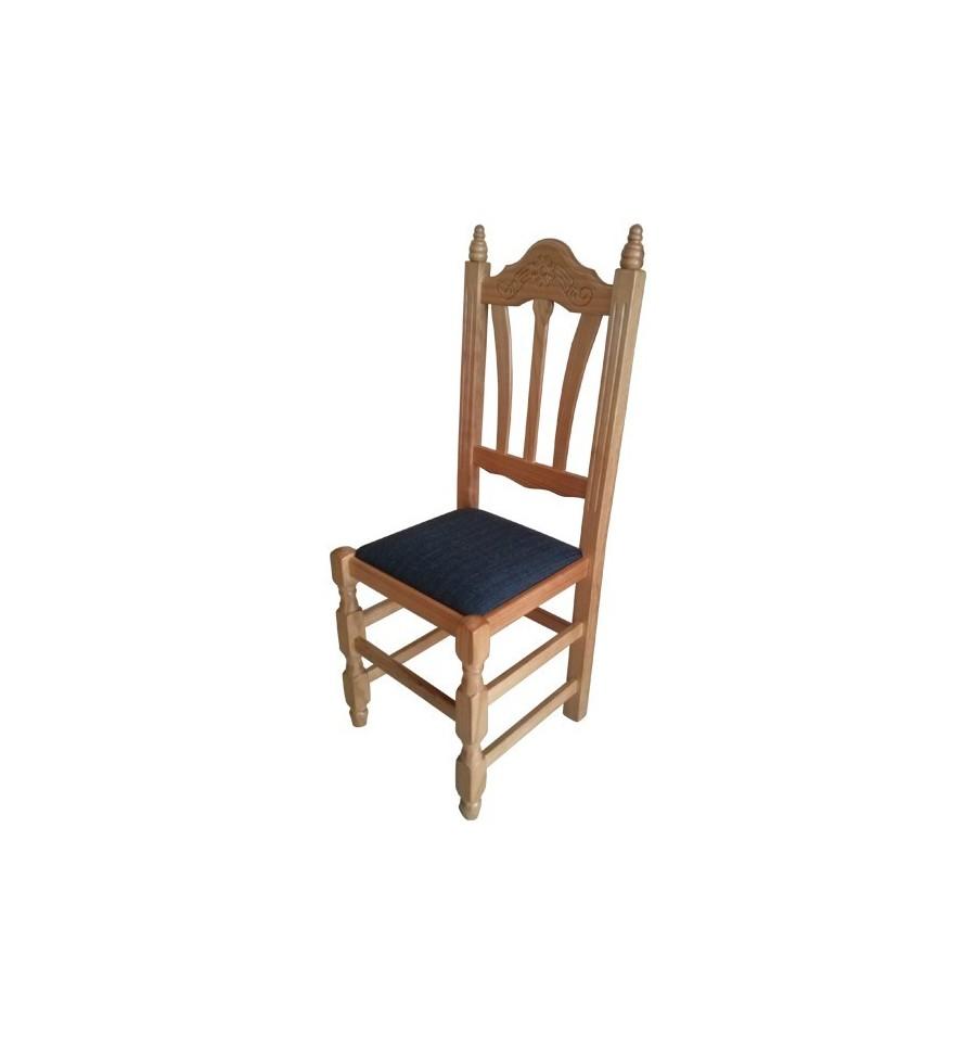 Sillas flor sillas y mesas de madera mobiliario de for Mesas y sillas hosteleria