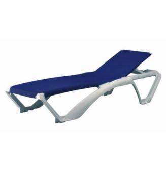 Tumbona piscinas Benicasim
