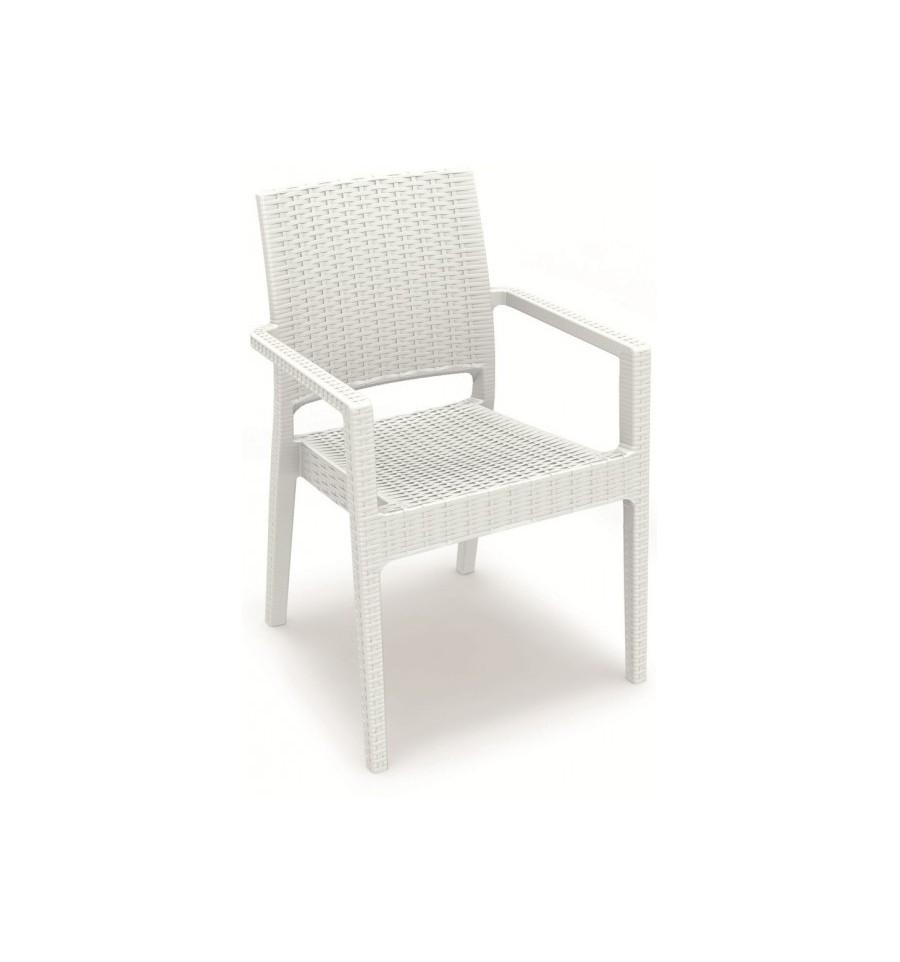 Sill n boston ratt n sintetico sillas y mesas de madera for Terraza rattan oferta