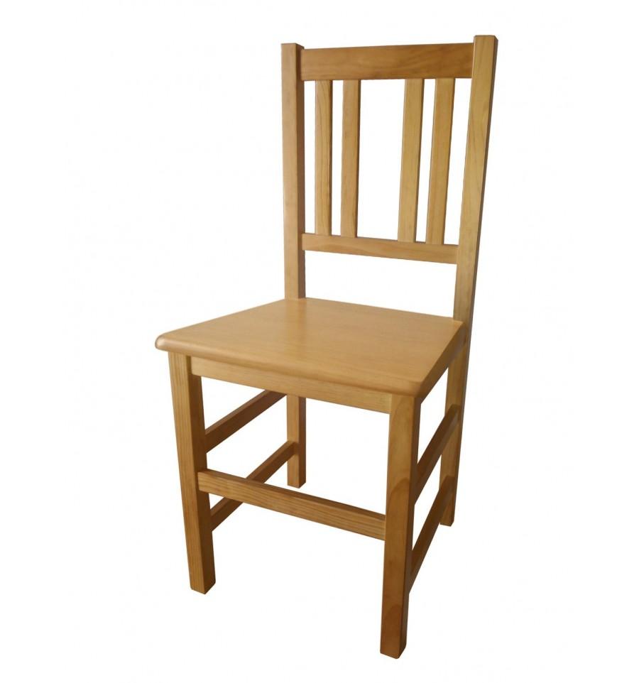 Silla orense sillas de madera para instalaciones de bares y hogares - Mesas de tablones de madera ...