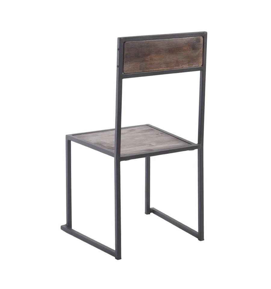 Silla sharao sillas vintage sillas y mesas de madera - Mobiliario industrial vintage ...