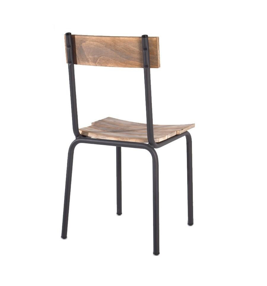 Silla tokio sillas vintage sillas y mesas de madera - Sillas vintage madera ...