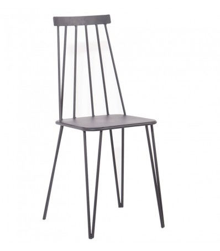 Silla cellini sillas vintage mobiliario nordico e industrial - Mobiliario vintage industrial ...