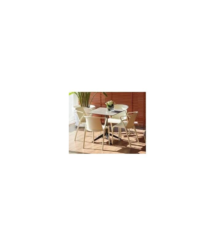 Sillon Terraza Ribadeo|Sillas diseño para bares|Ezpeleta