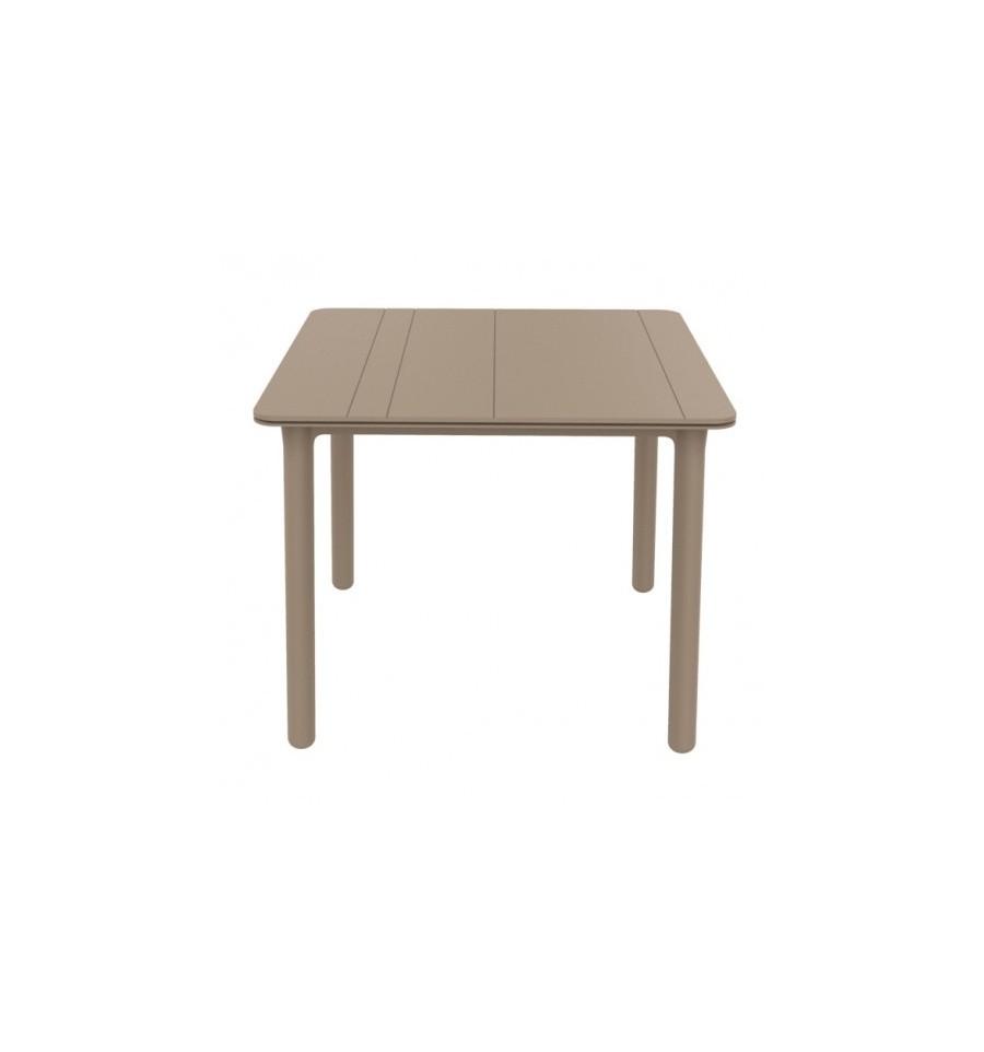 Mesa calv a 90x90 mesa hosteleria sillas y mesas de madera for Mesas madera hosteleria