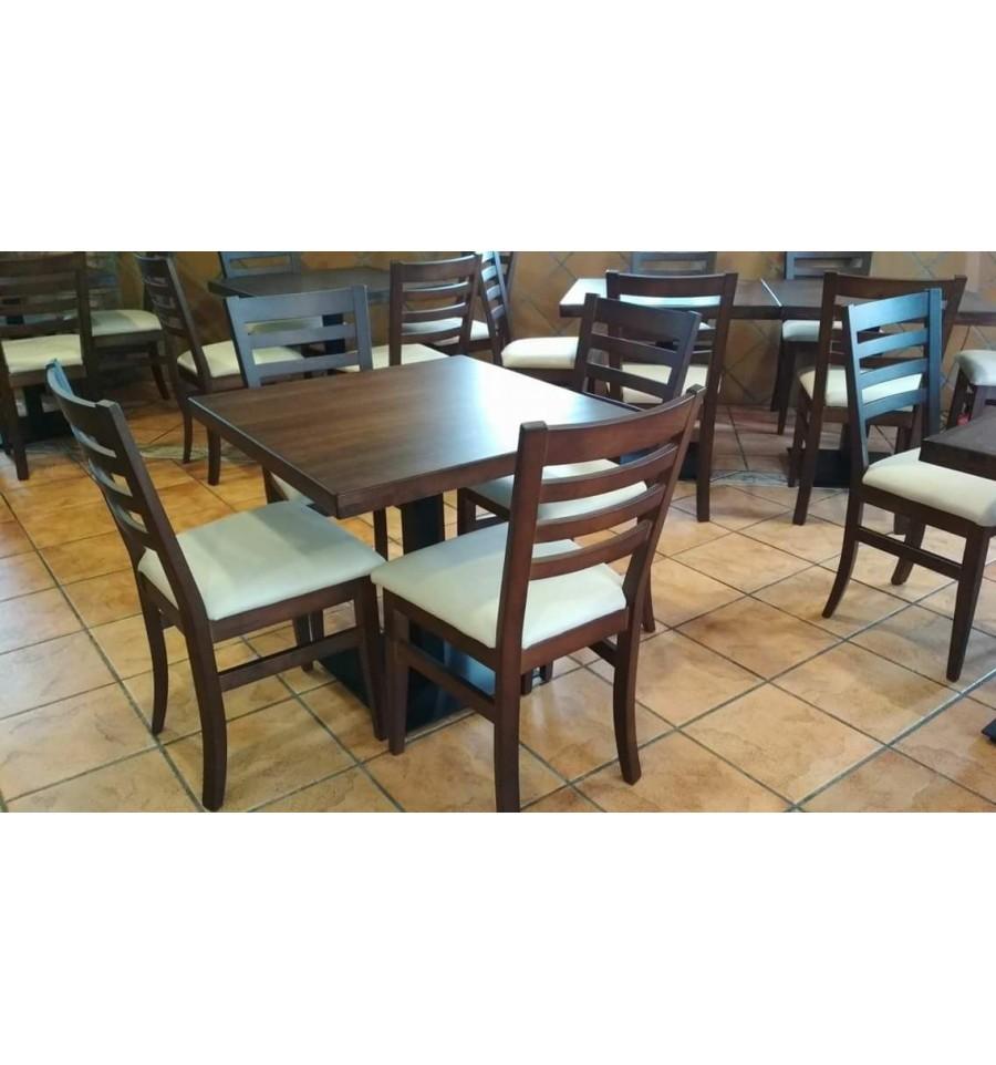 Mesa cheste vintage mobiliario hosteleria retro - Mobiliario industrial vintage ...