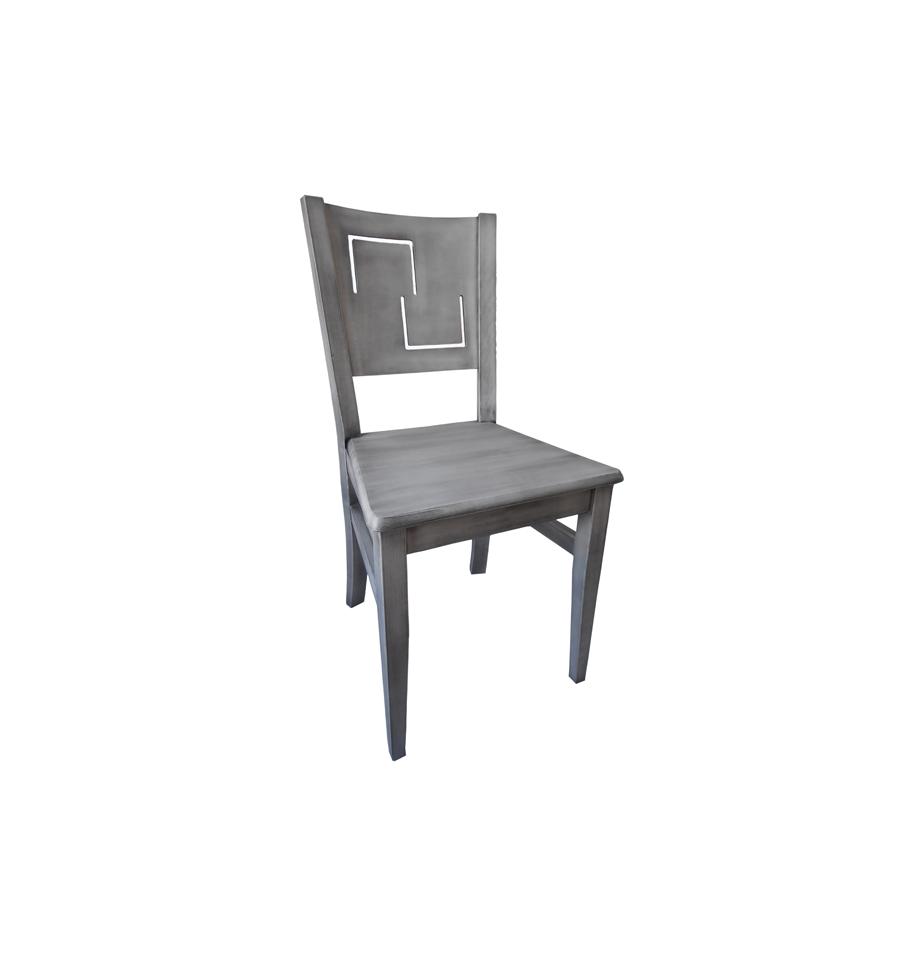 Silla genova sillas y mesas de madera mobiliario for Mesas y sillas hosteleria