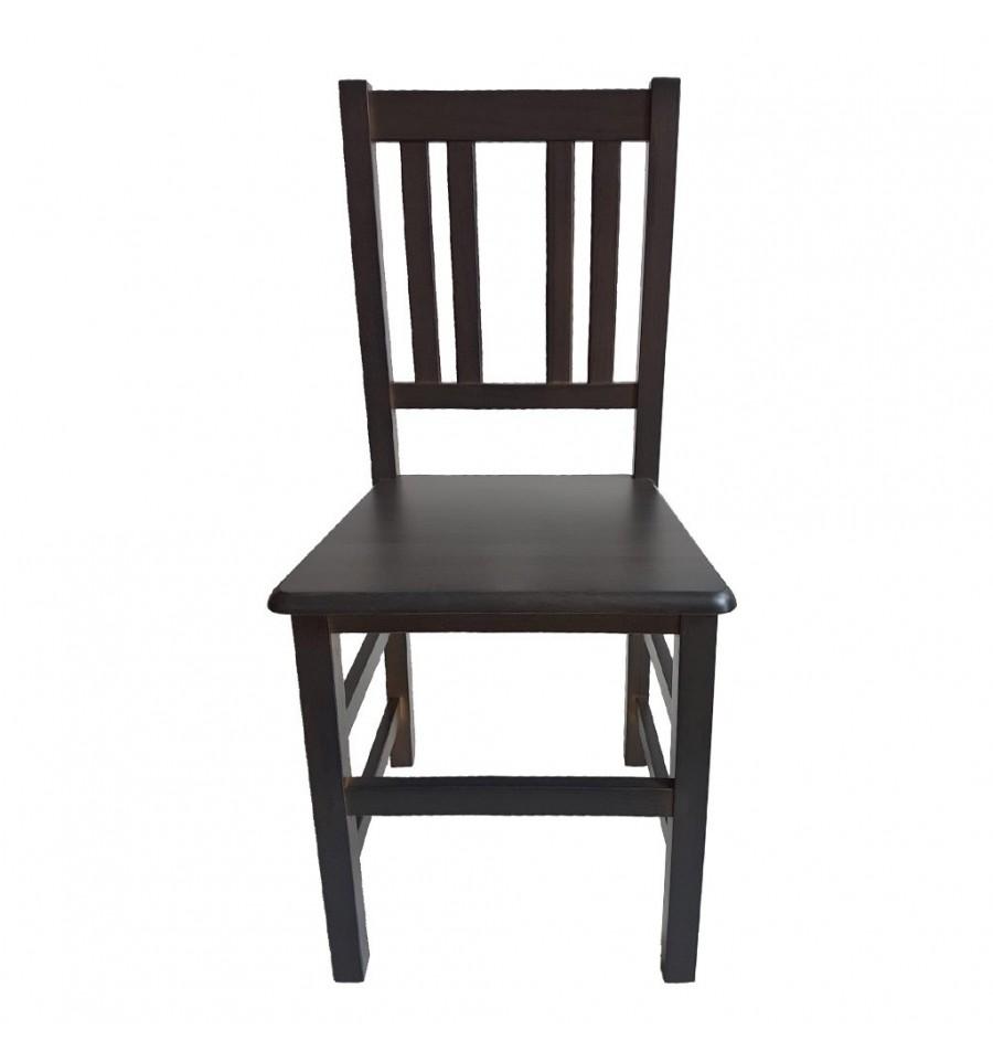Silla orense sillas de madera para instalaciones de bares y hogares - Sillas madera baratas ...