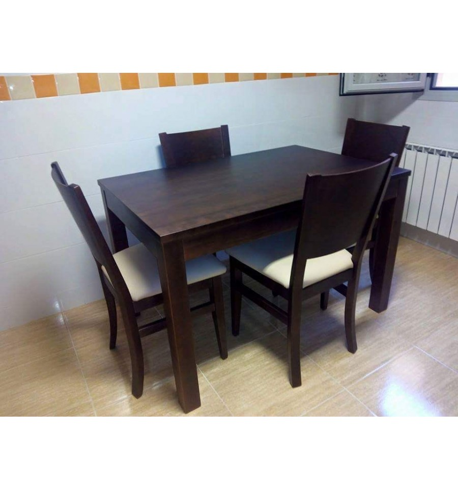 Mesa hosteler a 710 fabrica de sillas y mesas madera mesa madera - Mesas para hosteleria ...