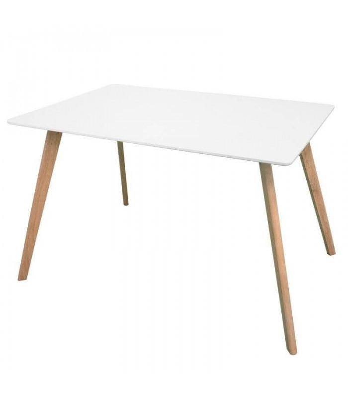 Mesa Nórdica Reyne 120 cm x 80 cm|Mesas mobiliario hosteleria