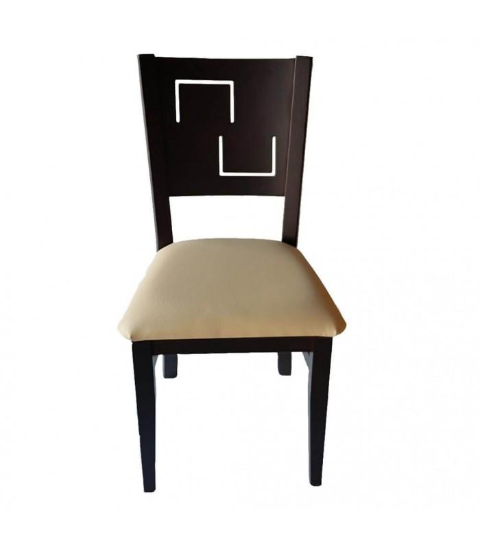 Silla Diseño modelo  Génova  Silla Madera bares