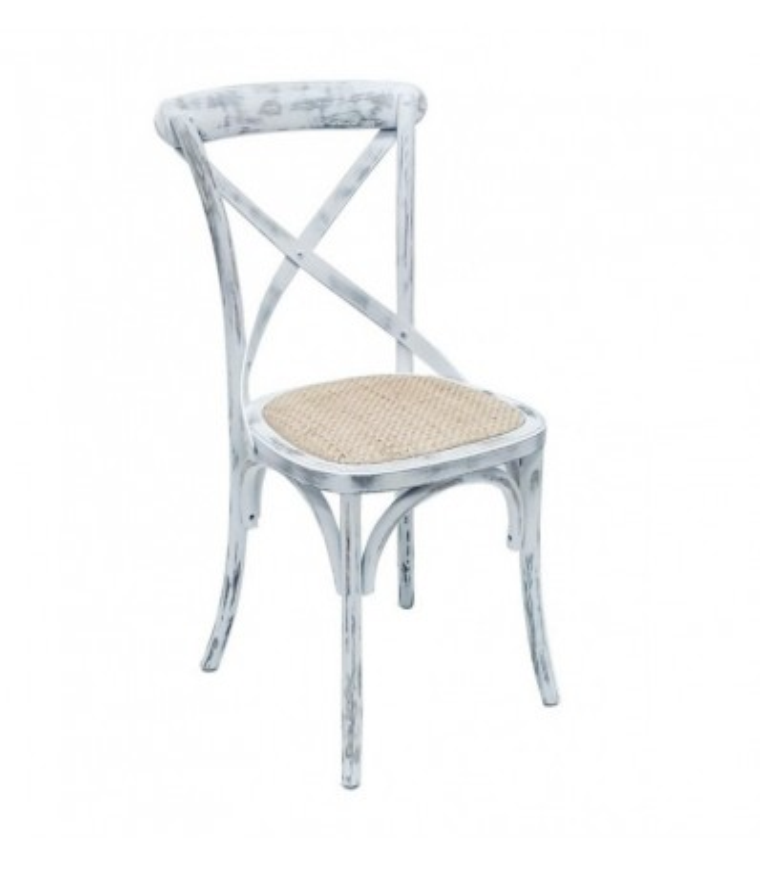 Sillas thonet blanco desgastado| Venta Online sillas thonet