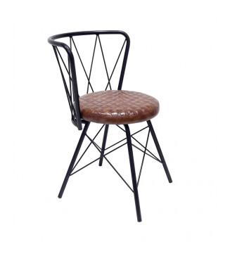 Silla La Roche Black|Mobiliario Vintage y Retro