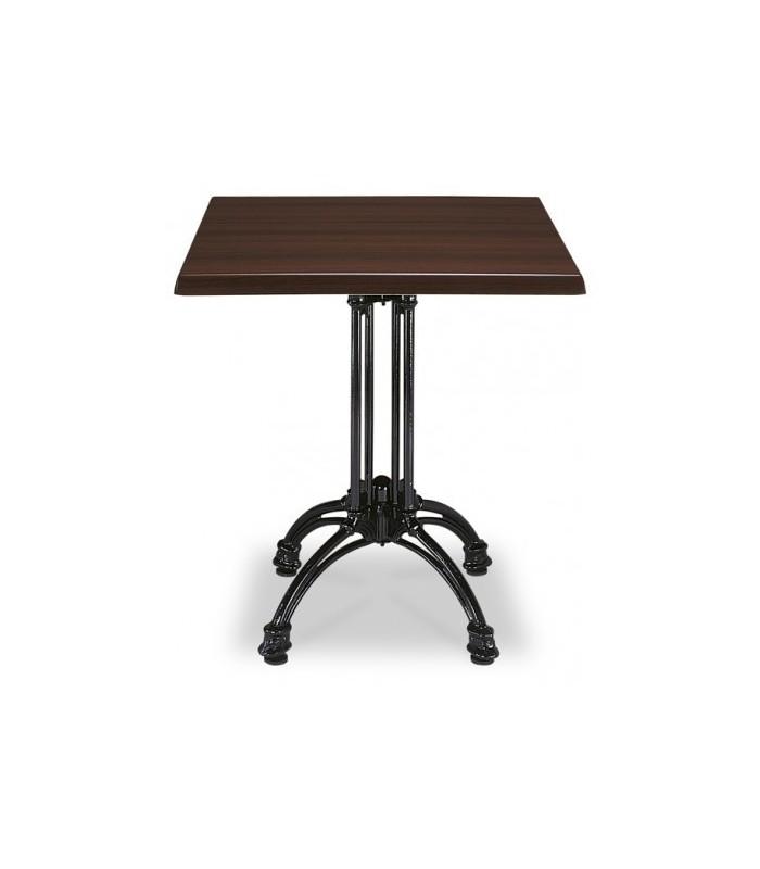 Mobiliario hostelería - Mesas parisinas Viena-Sillas y Mesas de madera