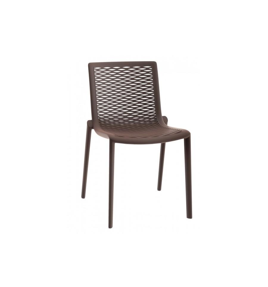 Silla terraza netkat mobiliario de hosteler a for Sillas para terrazas baratas