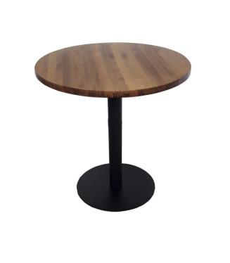 Mesa Cheste redonda madera -Mesas bares y Restaurantes