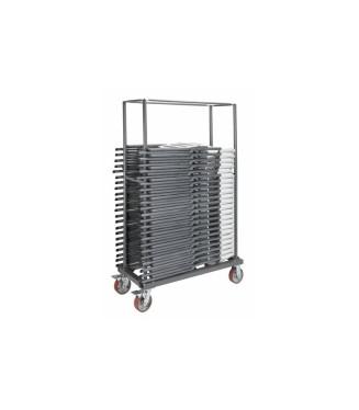 Carro para transportar sillas plegables Romeu- Herramienta obligada de trabajo