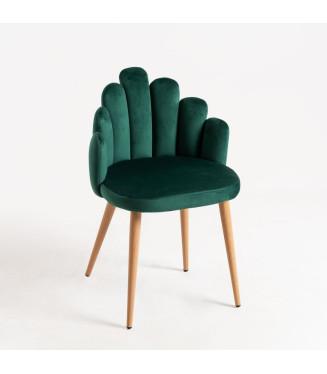 Silla Honfleur Terciopelo|Pack de sillas nordicas online