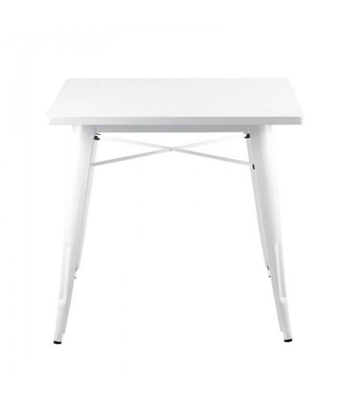 mesa tolix misma serie (silla tolix)