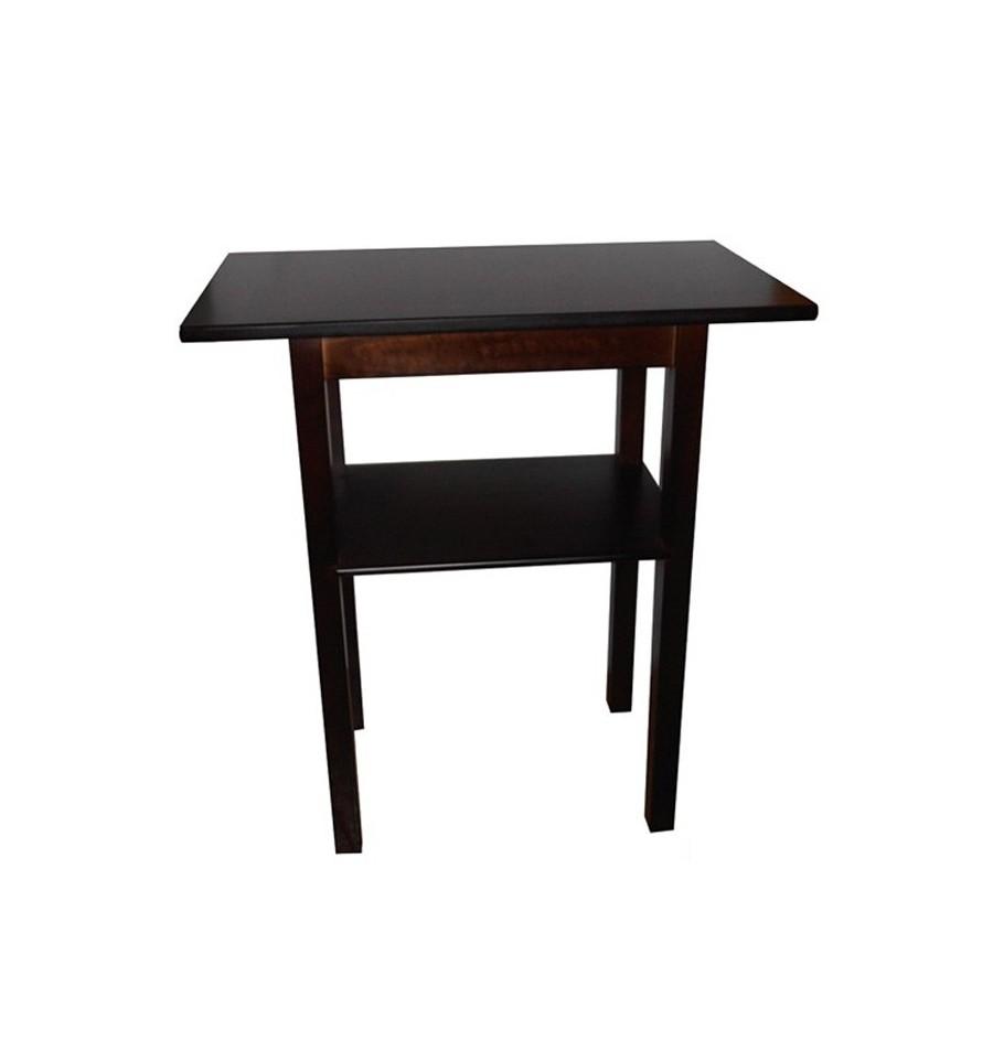 Mesa hosteler a 728 mesa madera bares sillas y mesas de for Mesas madera hosteleria