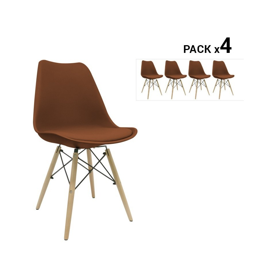 pack unidades silla