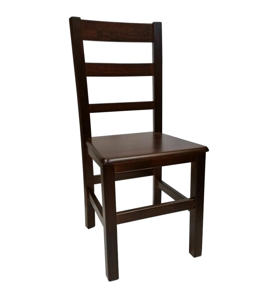 Silla pedraza madera sillas y mesas de madera sillas para for Oferta sillas madera