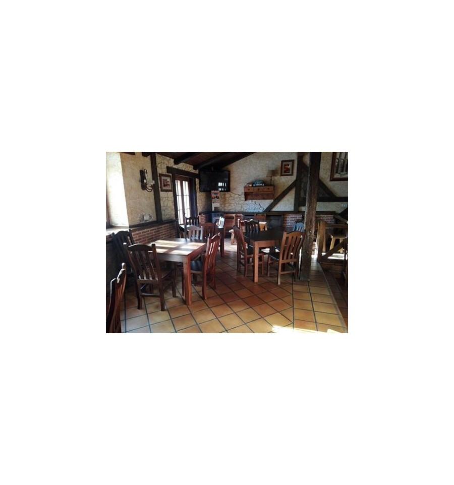 Mesa 710 4 silla hosteler a oferta en sillas y mesas for Oferta mesa y sillas