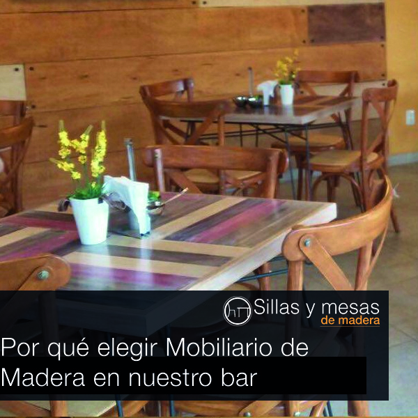 Mobiliario de hosteler a por qu elegir mobiliario de for Mobiliario para bar