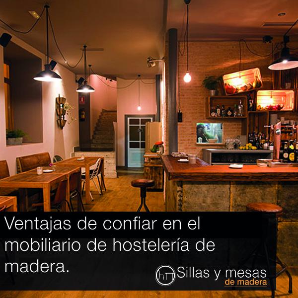 Mobiliario de hosteler a ventajas de montar un bar con for Mobiliario para bar